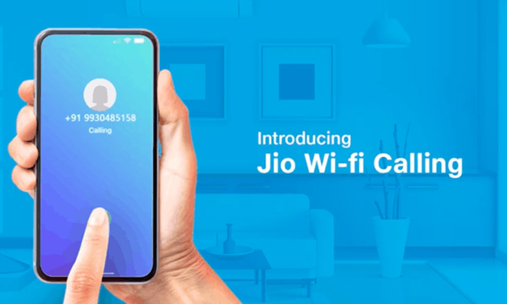 Reliance Jio Wi-Fi Calling Service launched in India: Check Details