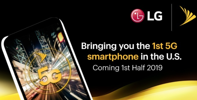 Sprint and LG Ready to Launch First 5G Phone