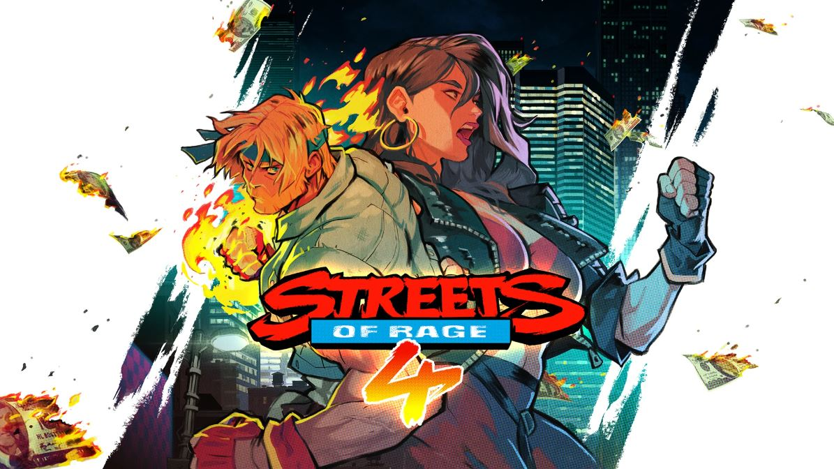 streets of rage 4 featured