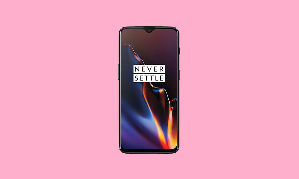 T-Mobile OnePlus 6T August 2019 Security patch: 9.0.14 [A6013_34_190814]