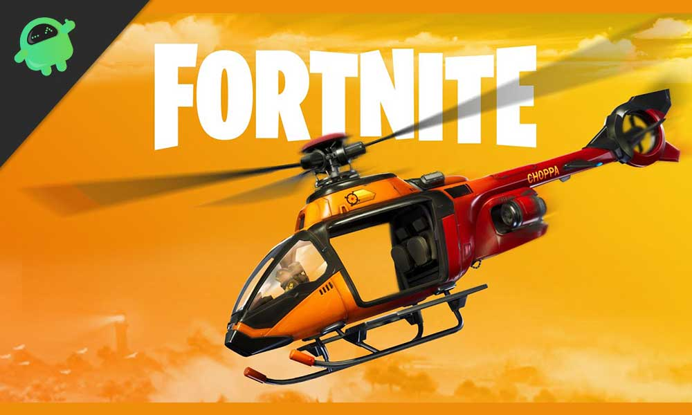 All Fortnite Helicopter Locations