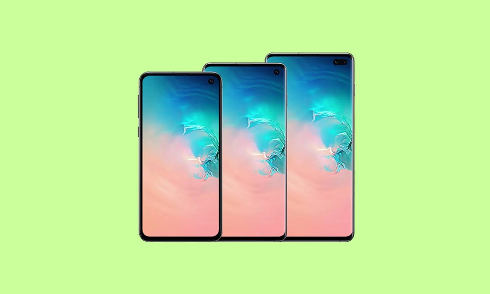 One UI 2.0 Android 10 Beta 7 update for Snapdragon Galaxy S10 Plus released in USA