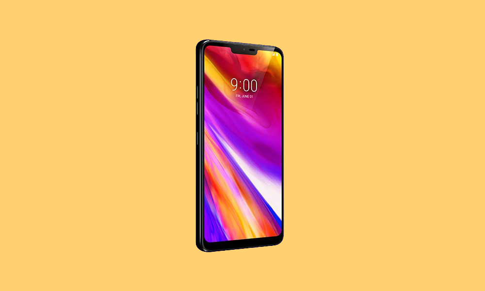 Verizon LG G7 ThinQ gets May 2019 Security patch
