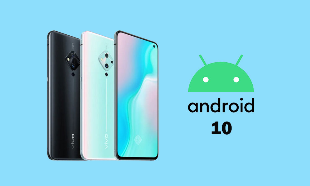 Vivo S5 Android 10 Beta With Funtouch OS 10 Status [Early Adopters Build]