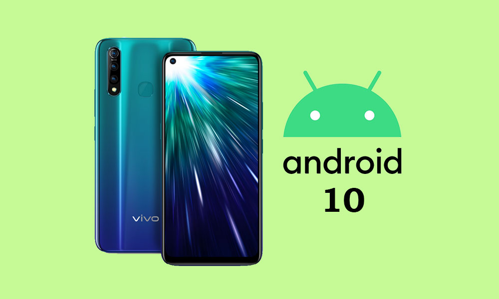 Vivo Z1 Pro Android 10 Update Release Status