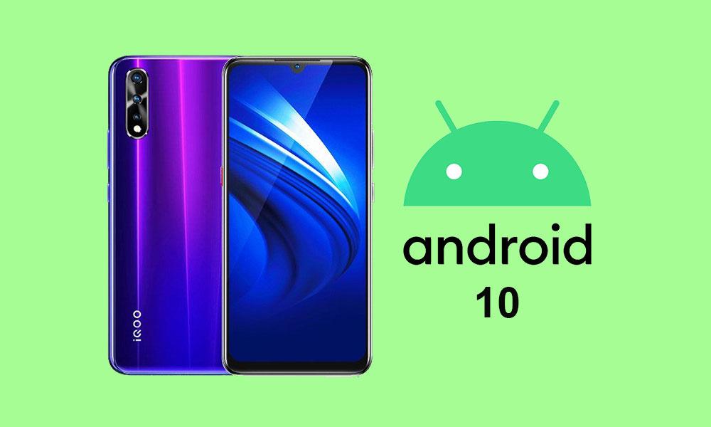 Vivo iQOO, iQOO Pro, and iQOO Neo Android 10 Update Status Tracker