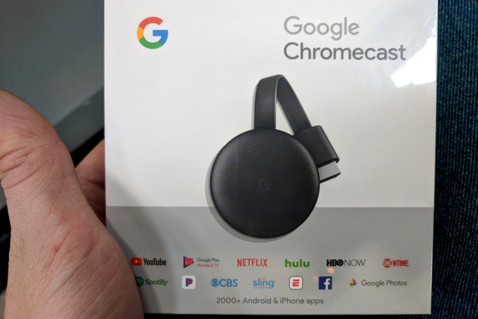 Walmart Brings the New Revamped Chromecast with New Feature