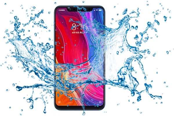 Xiaomi Mi 8 Pro Waterproof Test? Will it survive?