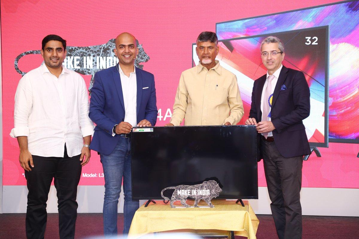 Xiaomi Begins Manufacturing Mi TV in India