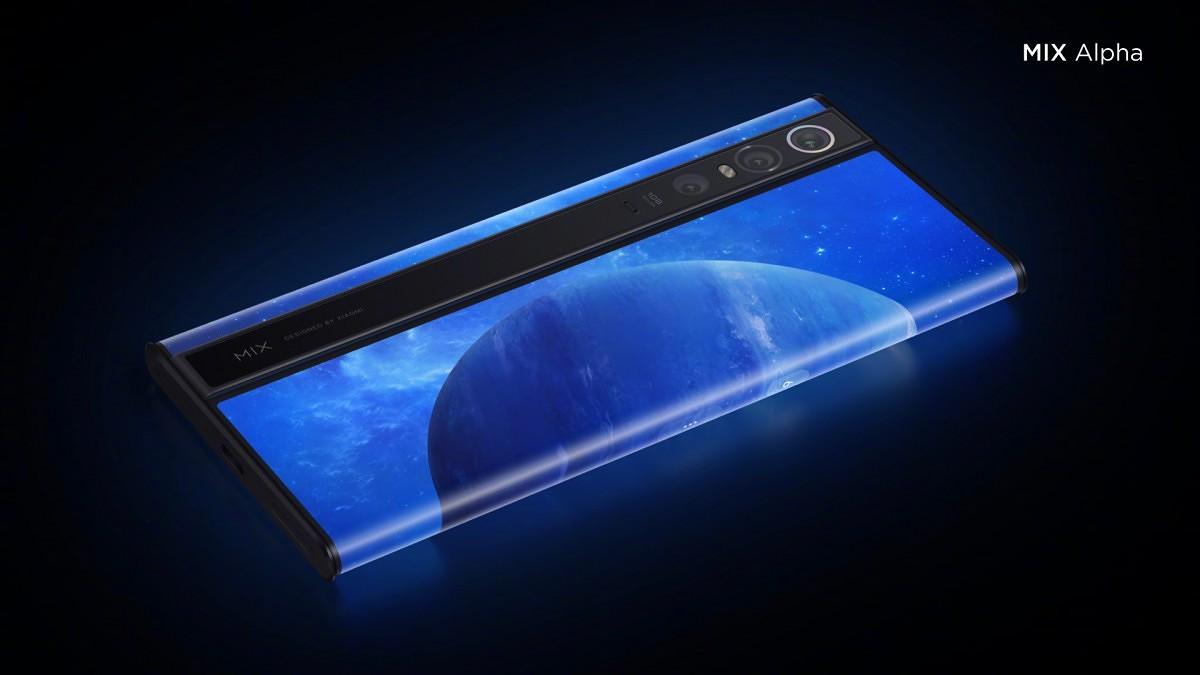 Xiaomi revela el Mi Mix Alpha que tiene una relación de pantalla a cuerpo del 180%: especificaciones, precio y fecha de lanzamiento dentro