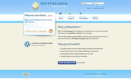 Vydavateľ OIO