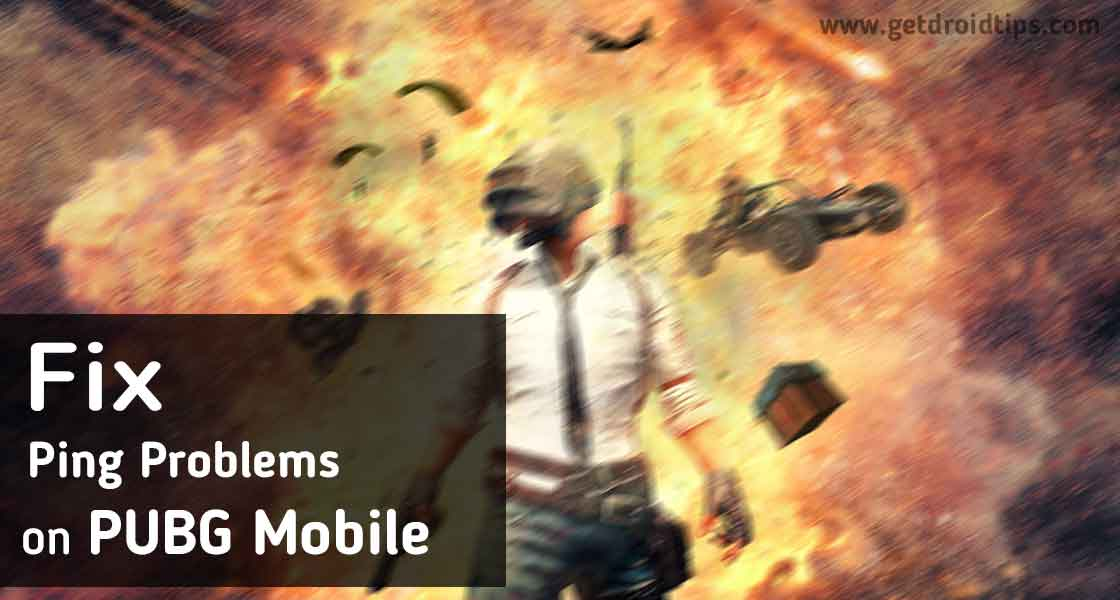 How to Fix PUBG Mobile Ping problem?