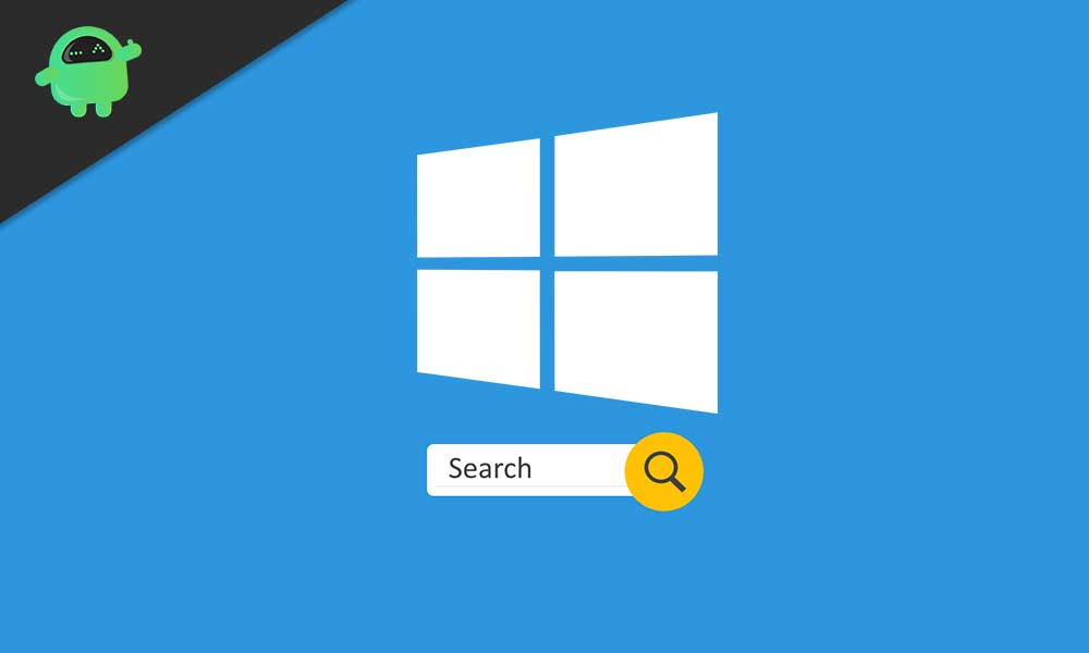 How to Fix Windows Search Box is Missing Issue?