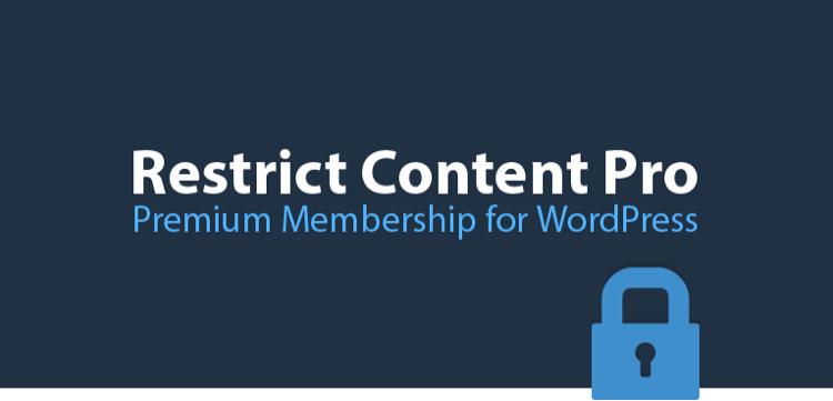 Restringir el contenido Pro para WordPress