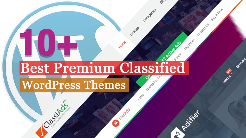 Los mejores temas de WordPress clasificados premium