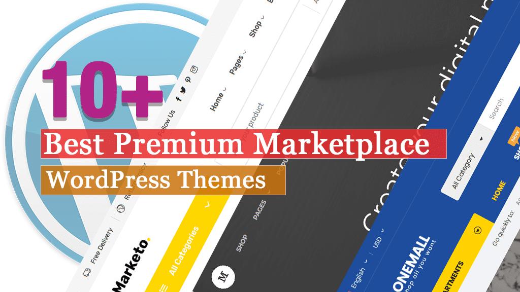 Los mejores temas de WordPress de Marketplace Premium