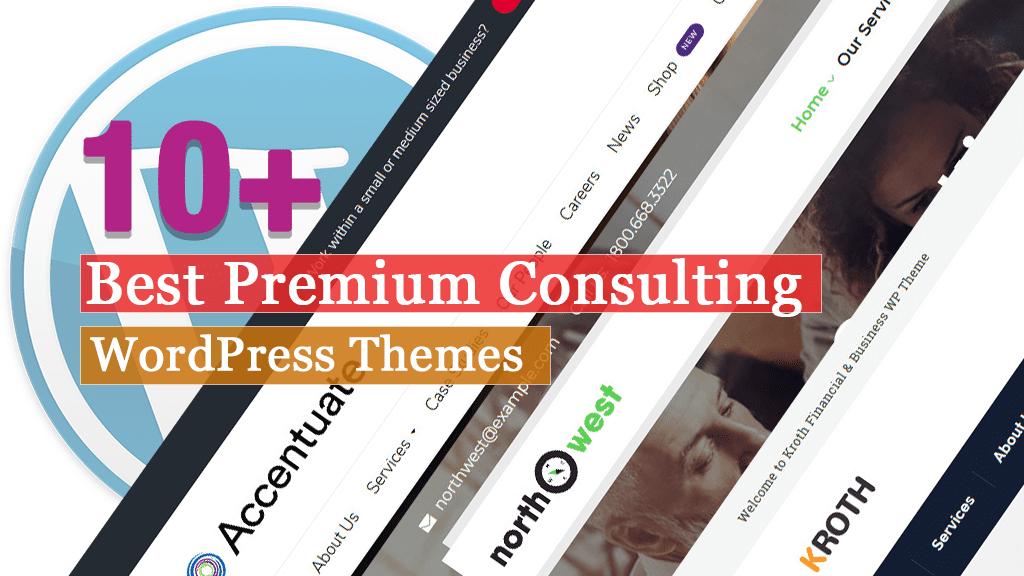 Los mejores temas de WordPress de consultoría premium