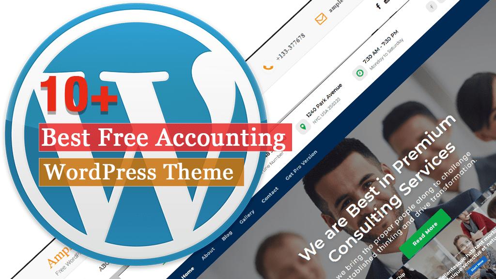 Los mejores temas de WordPress de contabilidad gratuitos