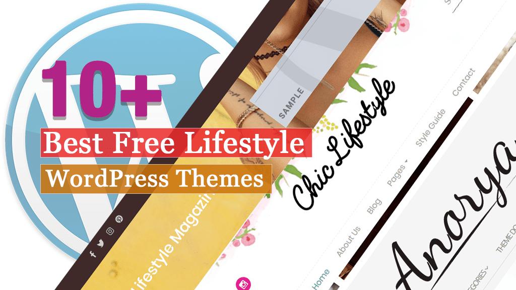 Los mejores temas de WordPress de estilo de vida gratuitos