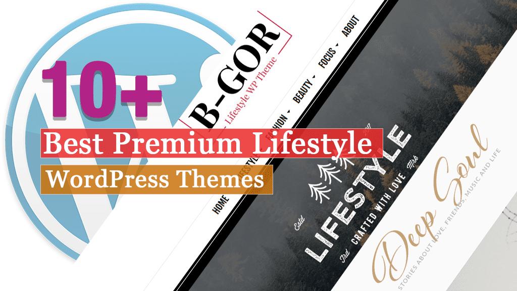 Los mejores temas de WordPress de estilo de vida premium