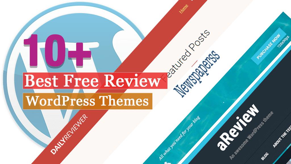 Los mejores temas de WordPress de revisión gratuita