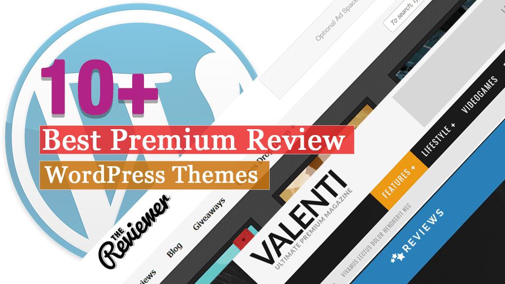 Los mejores temas de WordPress de revisión premium