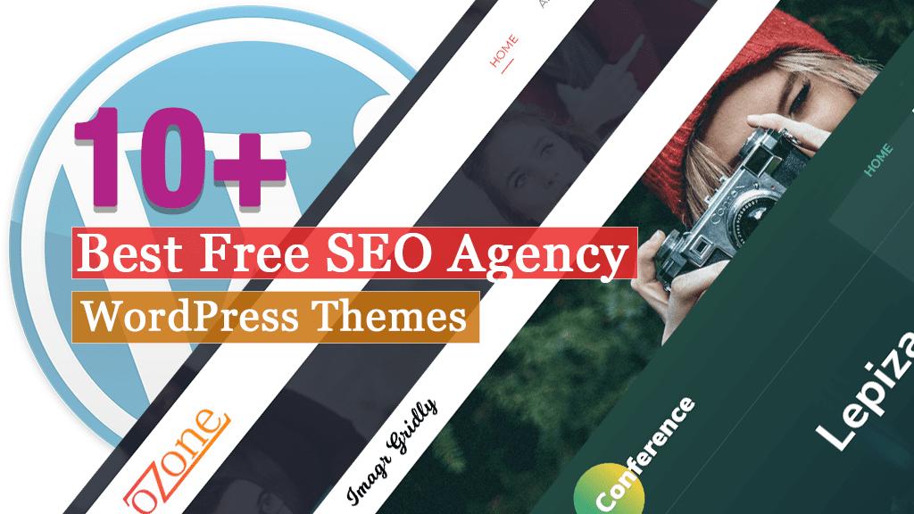 Los mejores temas de WordPress gratuitos para agencias de SEO