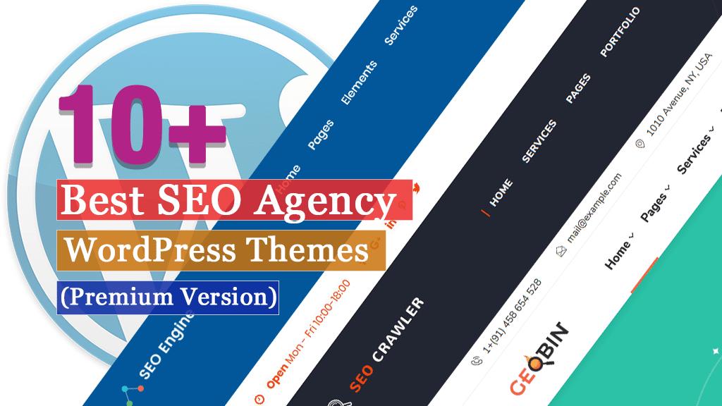 Los mejores temas de WordPress para agencias de SEO premium