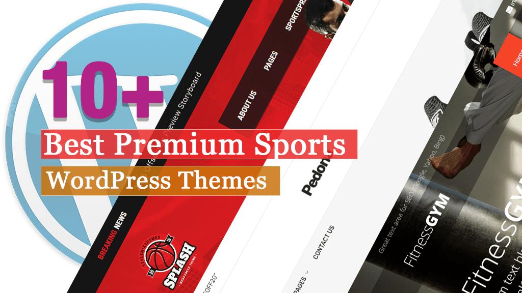 Los mejores temas de WordPress para deportes premium