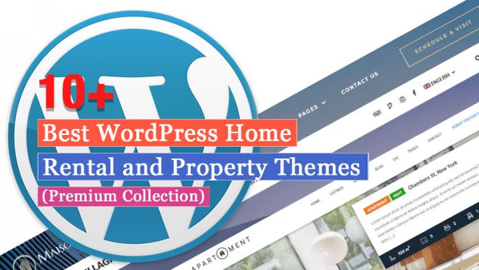 Los mejores temas de WordPress para propiedades y alquiler de casas premium