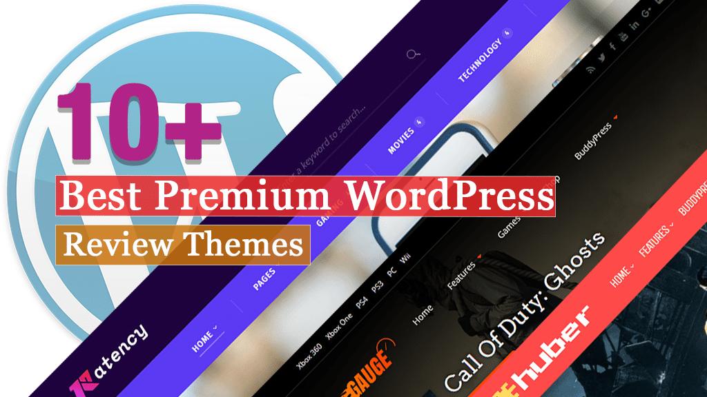 10 + - Mejores-temas-de-revisión-de-WordPress-Premium