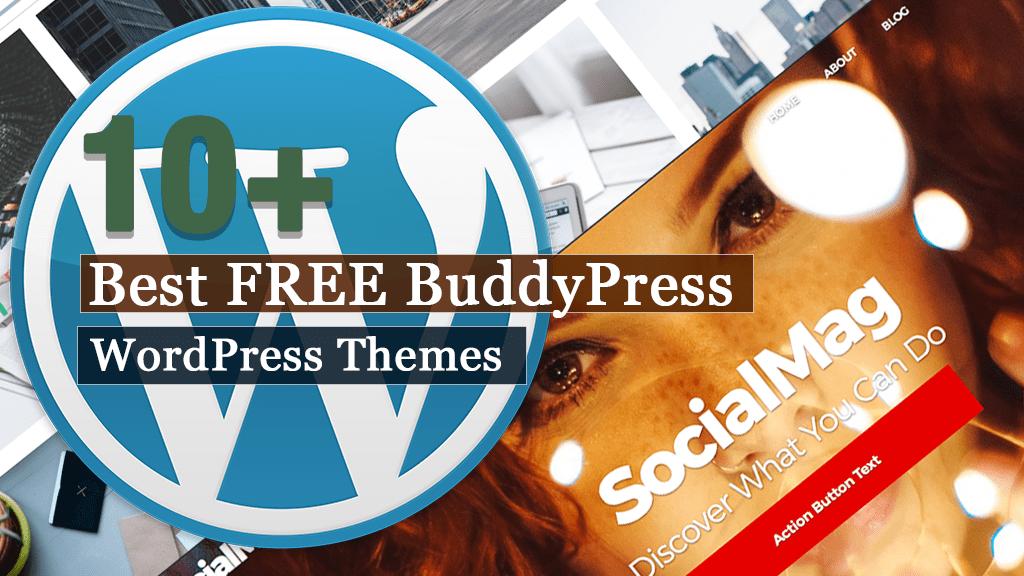 Los mejores temas de WordPress gratuitos de BuddyPress