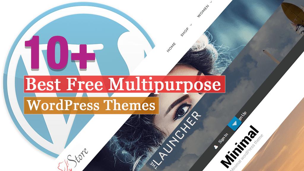Los mejores temas gratuitos de WordPress multipropósito