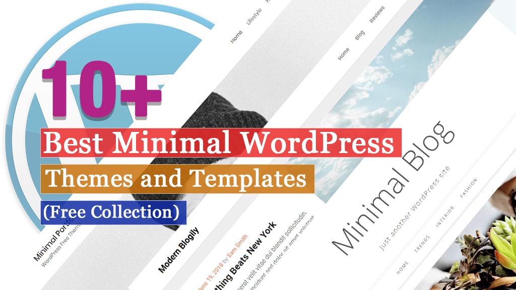 Los mejores temas mínimos gratuitos de WordPress