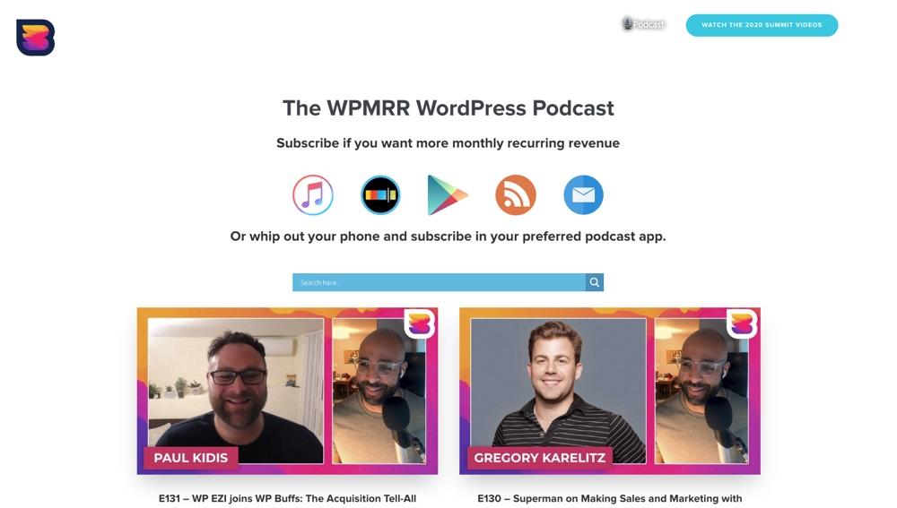 Podcast de WPMRR