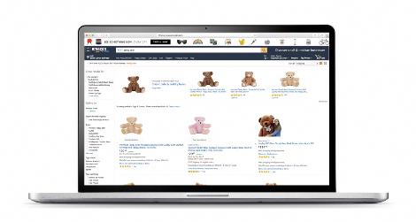 vendiendo en la imagen de productos patrocinados por Amazon