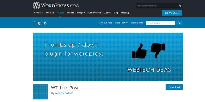 Publicación de Me gusta de WTI