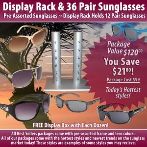 Al por mayor ofertas de paquetes de gafas de sol