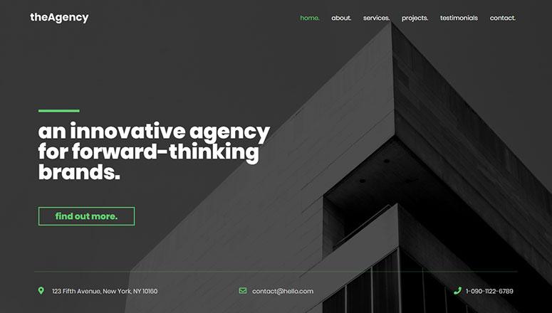 Astra, tema de wordpress para diseñadores gráficos