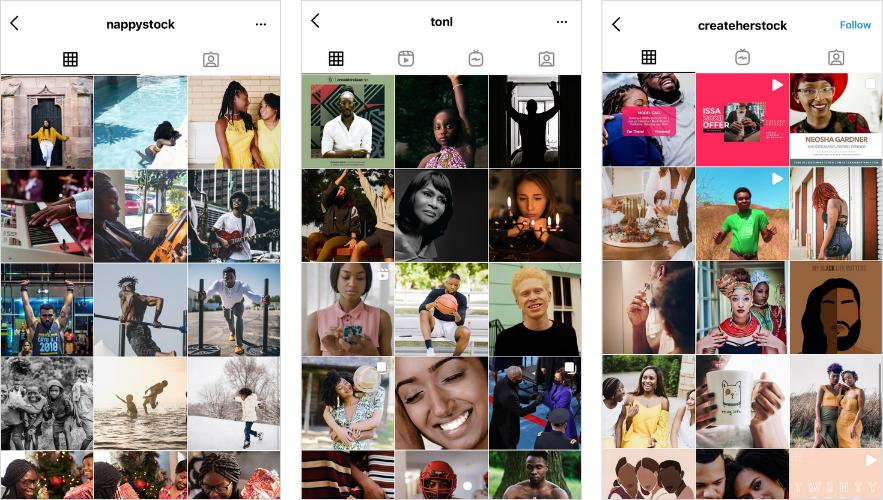 Los sitios web de valores que cambian el juego de Instagram