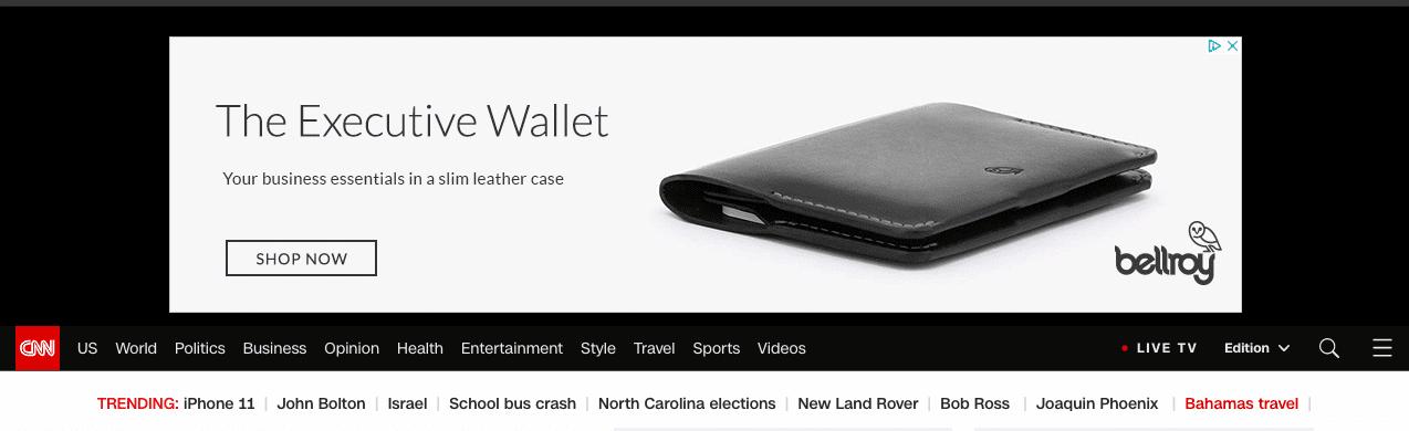 Imagen de display de Google de Google Ads