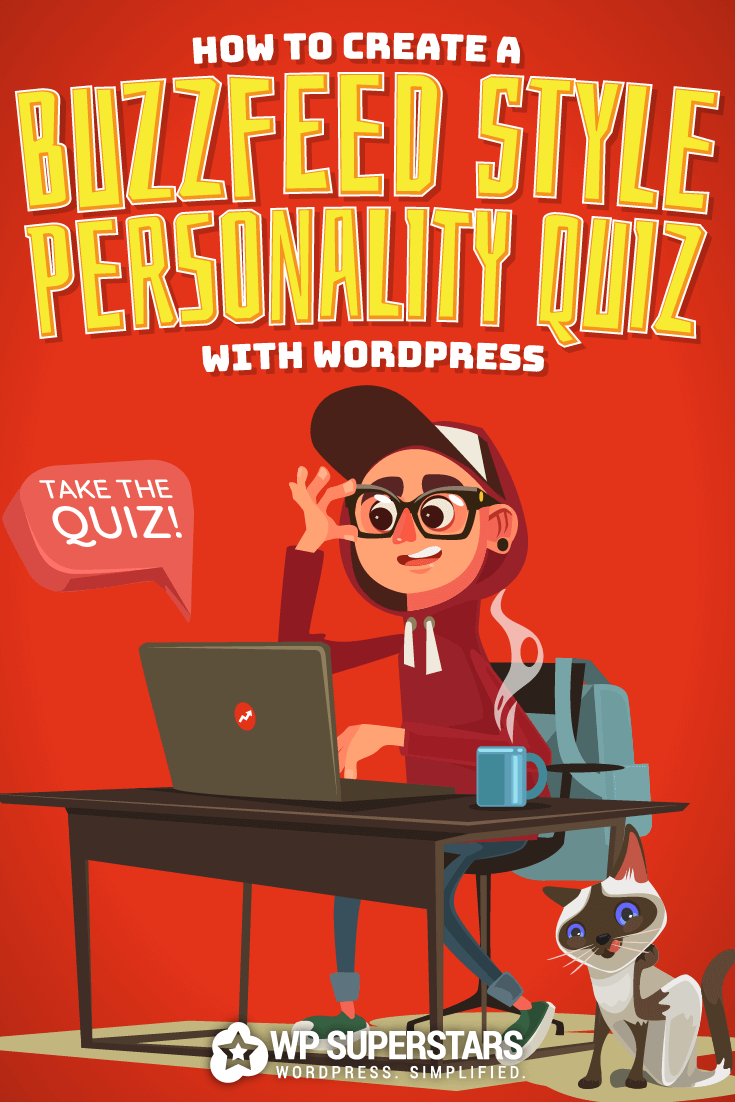 Cómo crear un cuestionario de personalidad de estilo BuzzFeed con WordPress