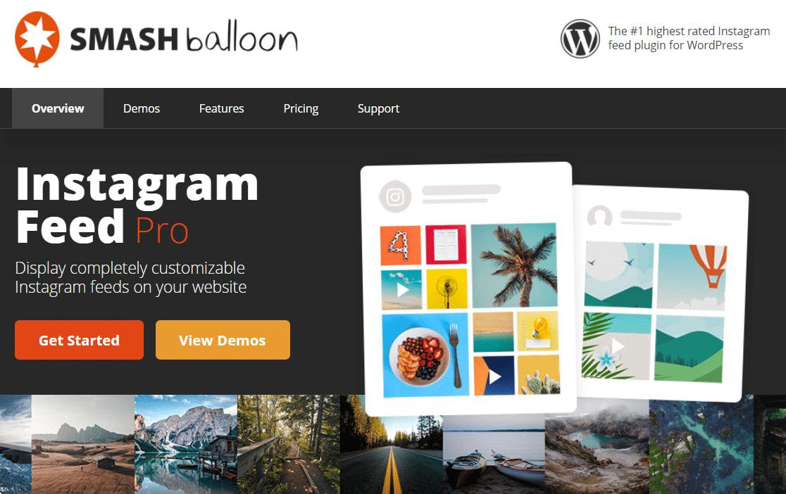 cómo conseguir más clientes potenciales en wordpress con instagram