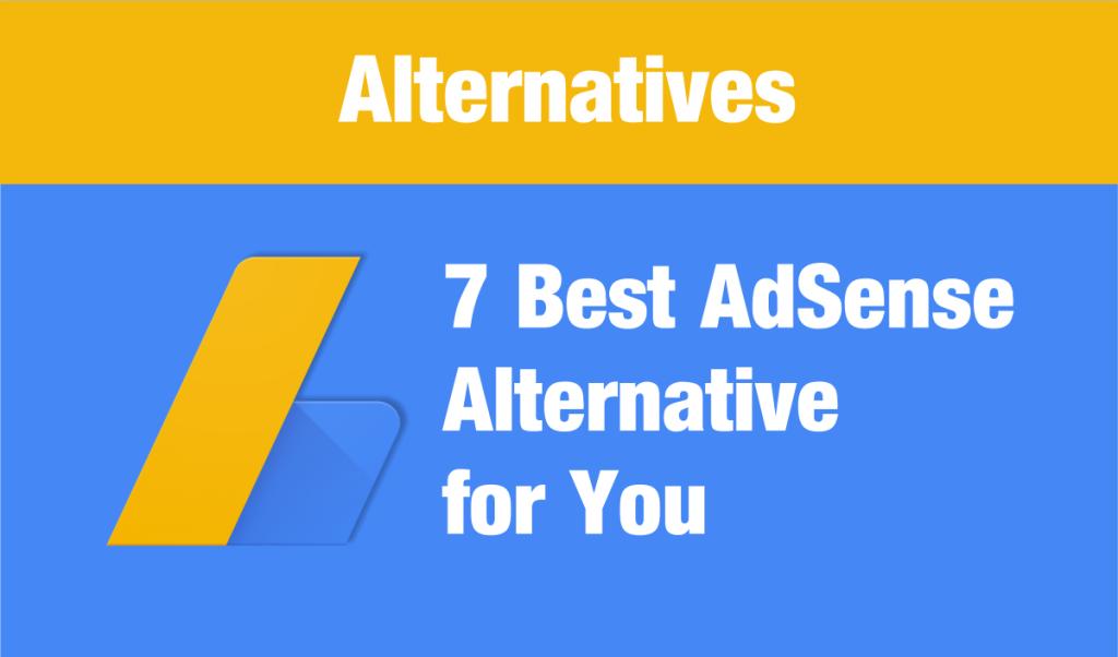 Las mejores alternativas de AdSense