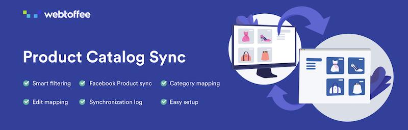 Sincronización del catálogo de productos para Facebook