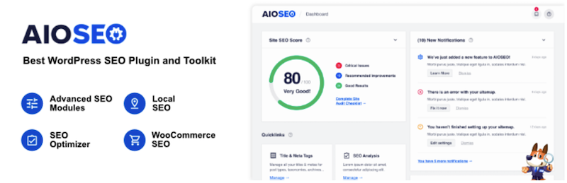 Complemento All in One SEO WooCommerce