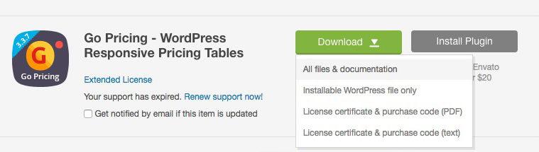Ir a precios: Descargar archivo instalable