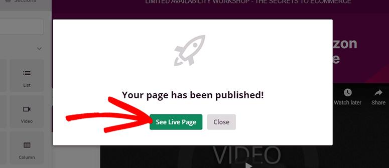 Ver página en vivo
