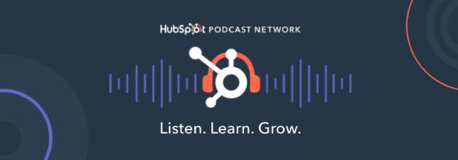 red de podcasts hubspot