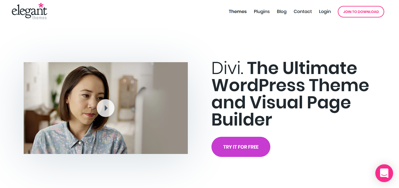 Tema Divi WordPress